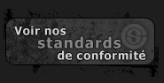 Voir nos standards de conformité